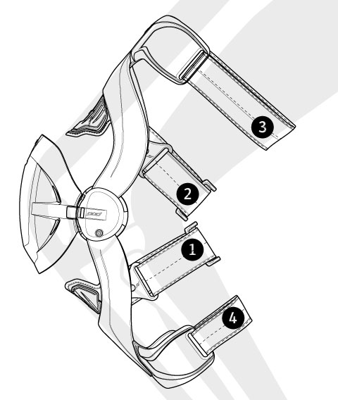Brace Fitting - Strap Sequence